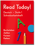 The German workbook is available on Amazon.