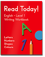 The English workbook is available on Amazon.