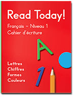 The French workbook is available on Amazon.